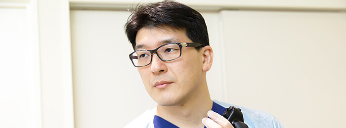 内視鏡専門医師による、苦痛を抑えた胃カメラ検査